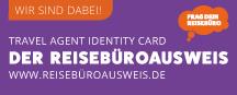 Reisebüroausweis – Vergünstigungen für Personen aus der Touristikbranche