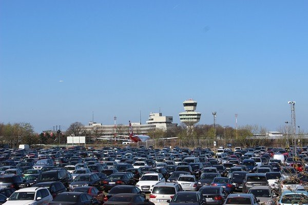 Parking Tegel Airport - Offers from McParking