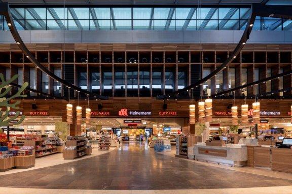 Heinemann Duty Free Shop w BER