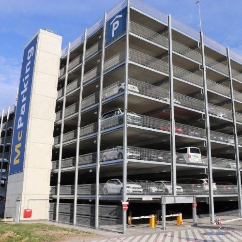 Parking wielopoziomowy McParking – parkowanie w atrakcyjnych cenach